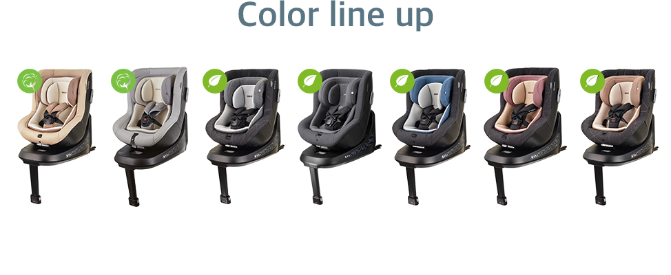 DAIICHI ONE-FIX360 Color line up